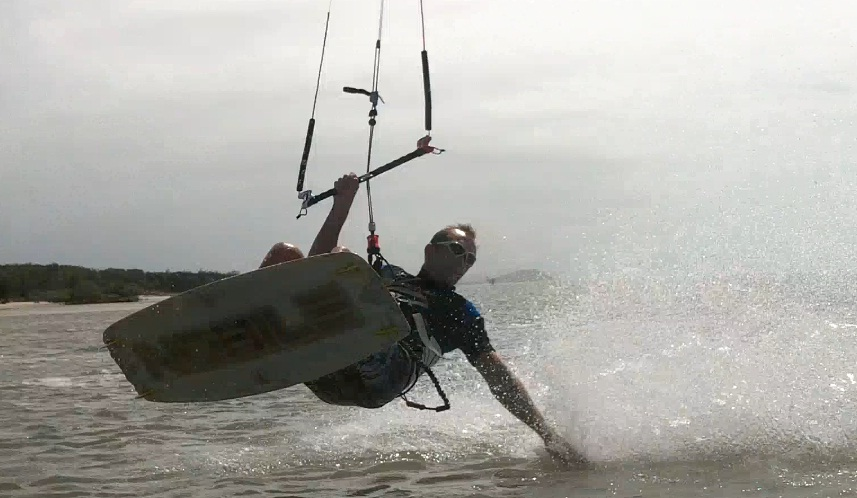 Kitesurfing in Port Douglas