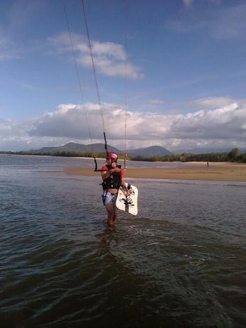 Kiteboarding Lessons -Kiteboarding-Cairns-Australia