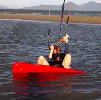Kitesurfing Australia - Learn to kite
