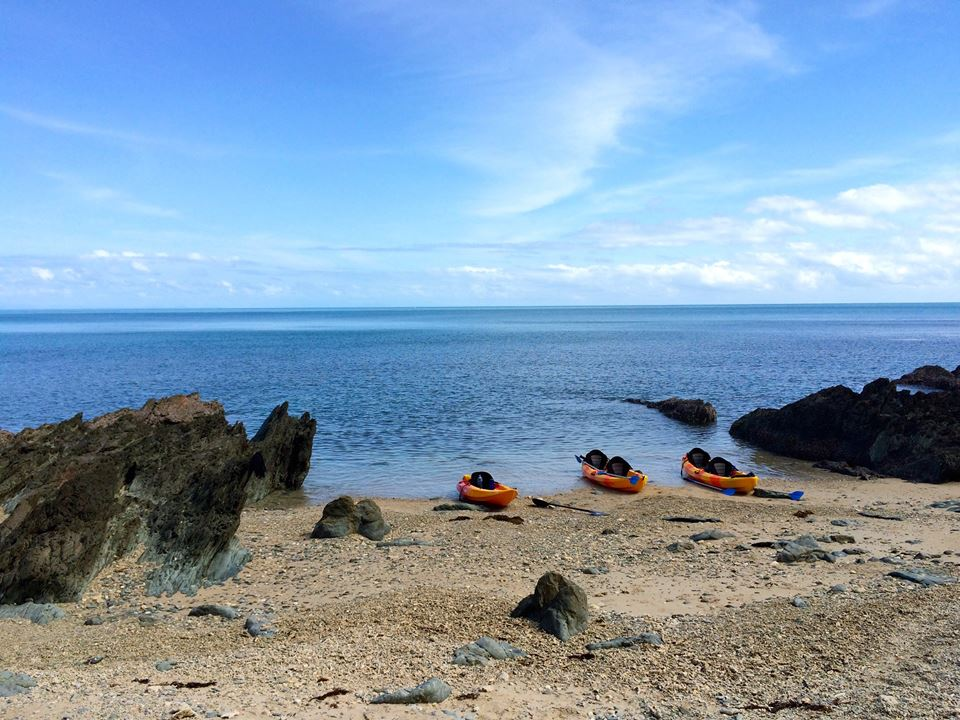 Palm Cove Sea Kayaking