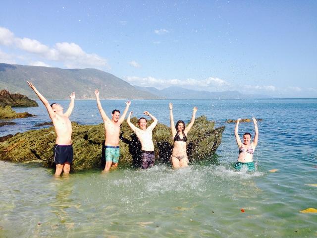 Double Island Kayak Tour – Palm Cove