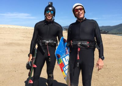 Double Island Kitesurfing LEssons