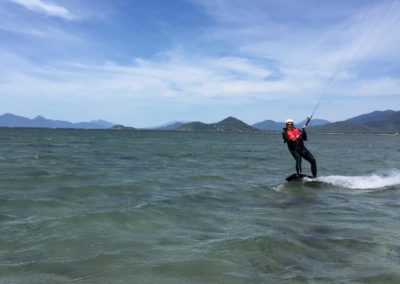 Learn to Kitesurf Palm Cove